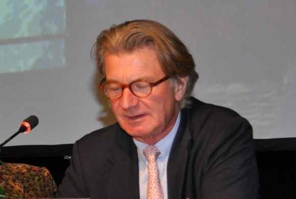 WRF Board Member Anders Wijkman elected Co-President Club of Rome