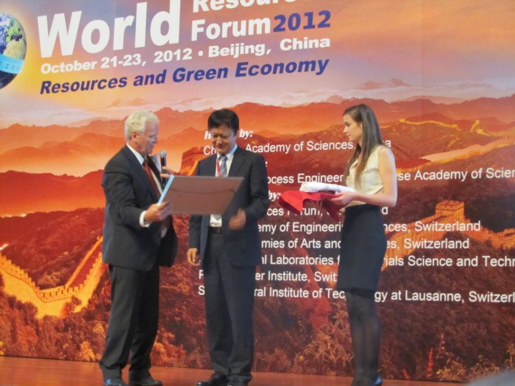 Beijing WRF conference recommends establishing international platform for resources