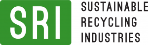 SRI logo sustainable recycling industries secondary metals