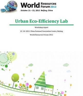 Urban Eco-Efficiency Lab, WRF 2012 Beijing