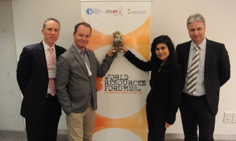 Knowing, Wanting and Being Able, Keywords for Change at WRF Asia-Pacific