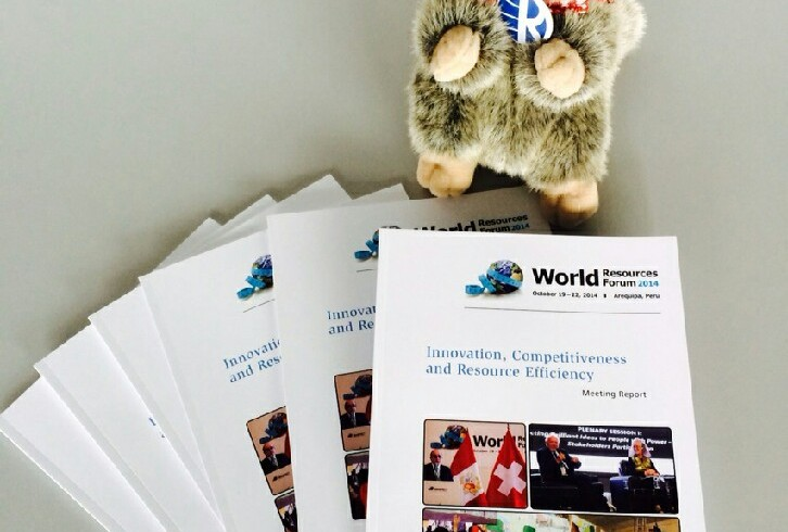 Printed Version of WRF 2014 Report now Available