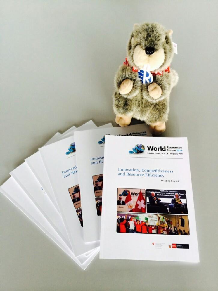 Meeting Report 2014