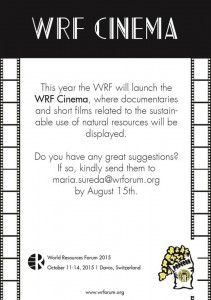 wrf cinema