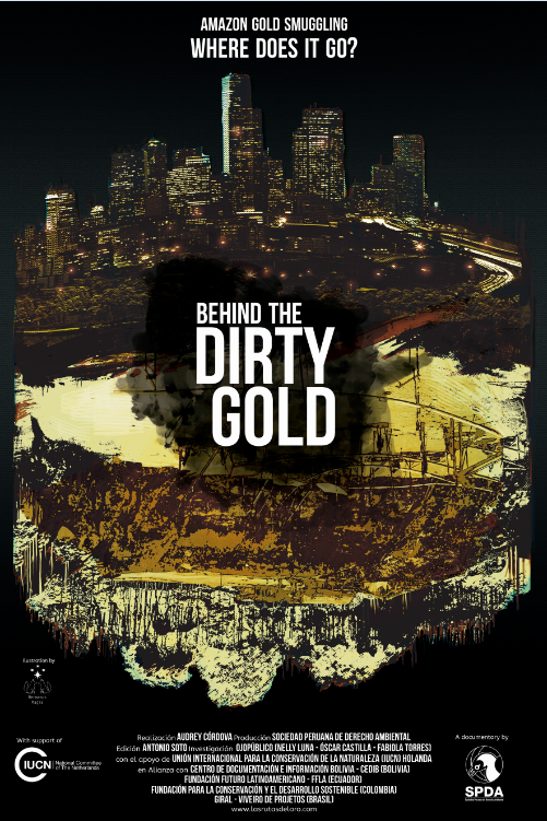 Behind the Dirty Gold