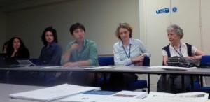 Surrey workshop participants
