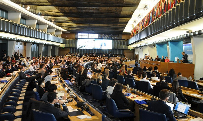 Ban Ki-Moon Urged to Help Boost Investments in SCP Businesses by Youth UN Delegates