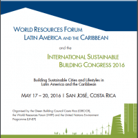 Call for Papers WRF Latin America and the Caribbean has Started
