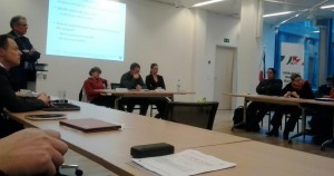 resource-efficiency indicators workshop in Brussels
