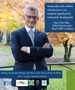 Hans-Peter Egler, resource-efficient ciities