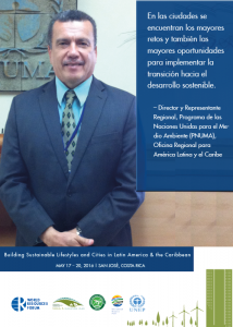 Leo Heileman UNEP ROLAC resource-efficient cities