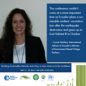Louise Hutchins resource-efficient cities