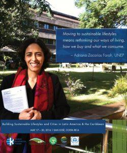 Adriana Zacarias Farah resource-efficient cities