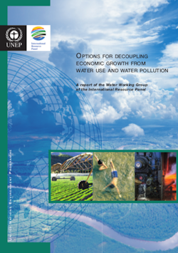 Options for Decoupling Economic Growth from Water Use and Water Pollution