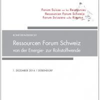 Swiss Resources Forum