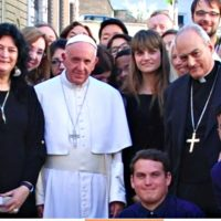 Resource-Efficient Businesses Discussed at Vatican Youth Meeting