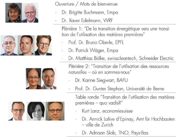First Swiss Resources Forum to Discuss Need for Resource Transition