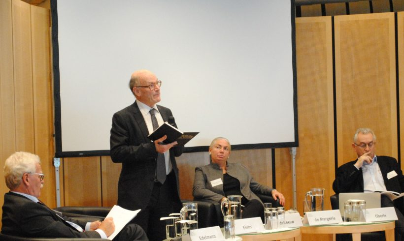 Idea for World Forum on Raw Materials Welcomed at ERF