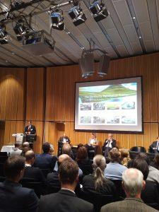 Cornis van der Lugt at European Resources Forum launch