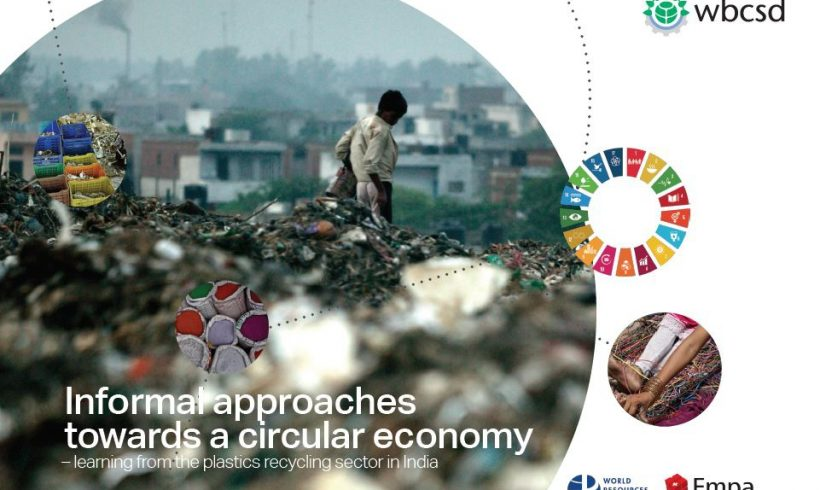 Informal Approaches Circular Economy, Learning From India
