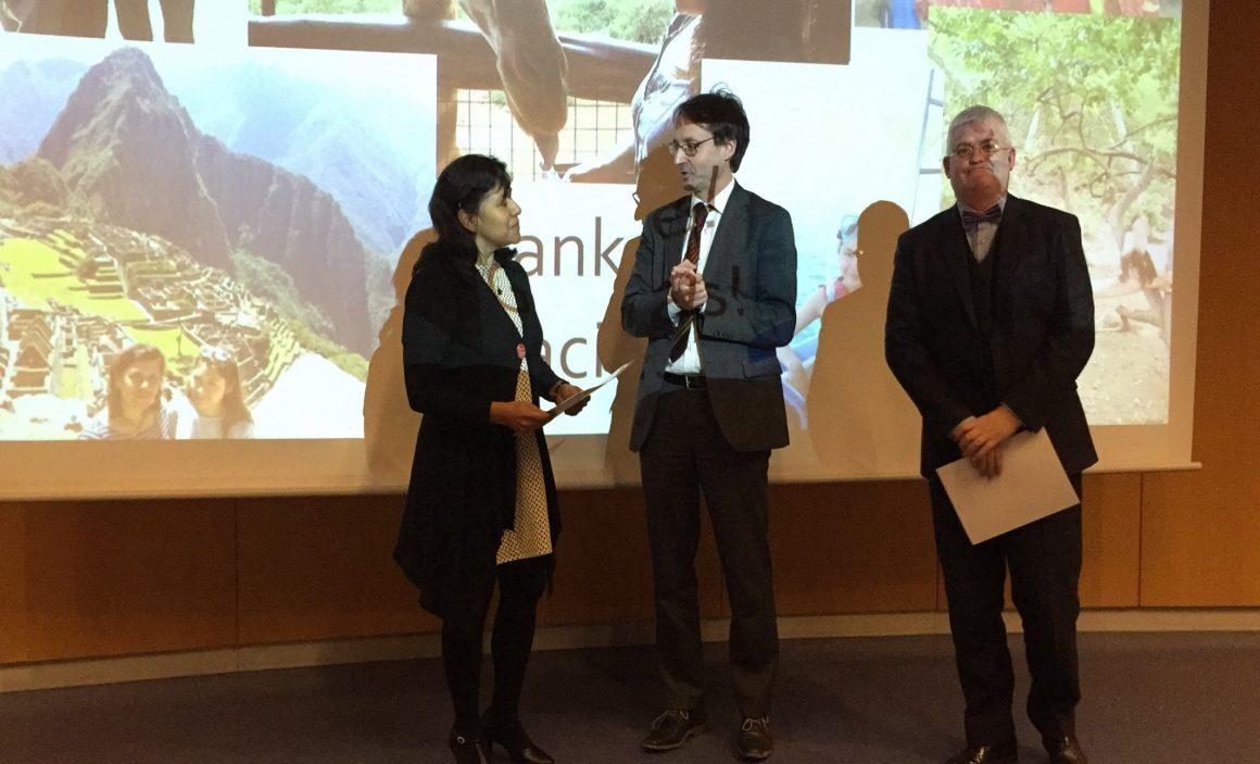 Prof. Sonia Valdivia: Life Cycle Thinking to be Mainstreamed Worldwide