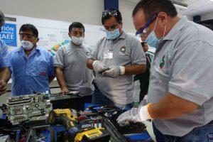 e-waste training course