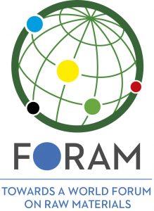 raw materials summit FORAM
