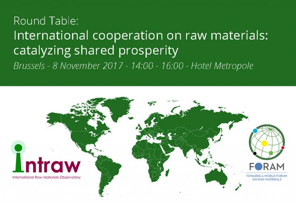 Raw Materials Roundtable
