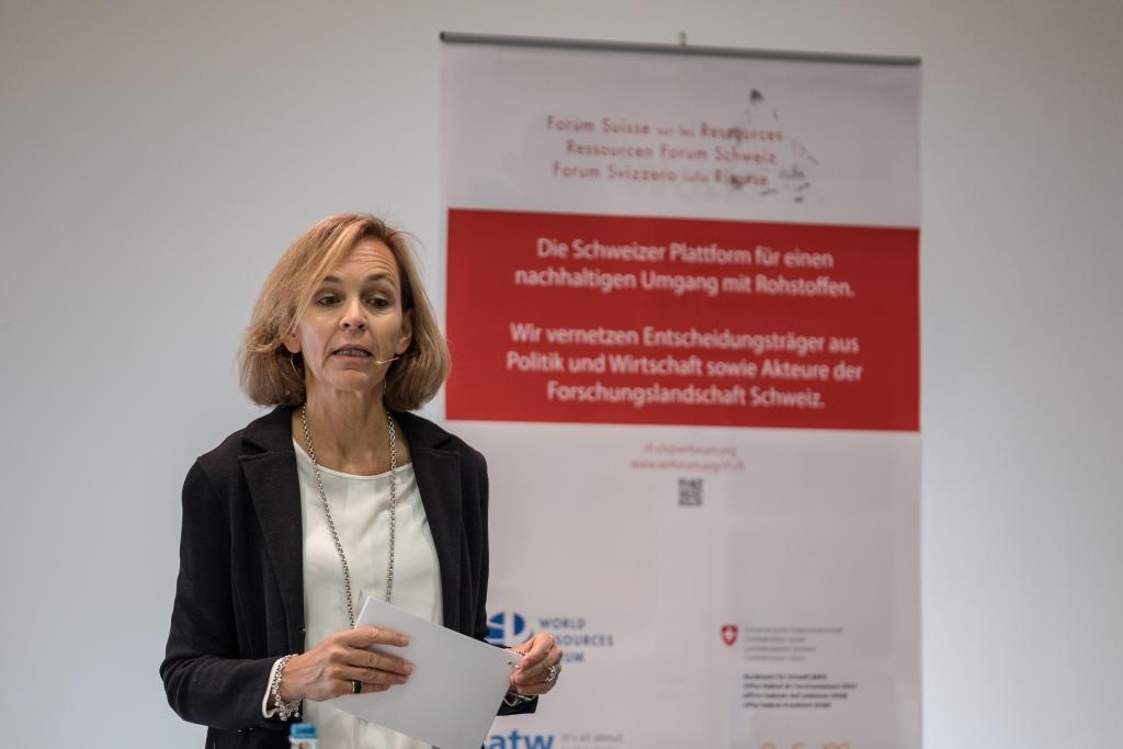 Higher Resource Efficiency in Switzerland Means More Competitiveness