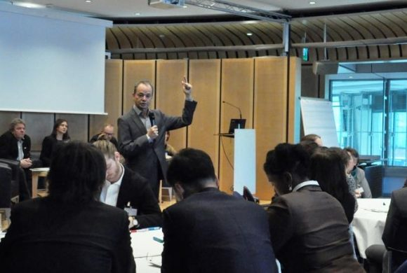 """People Should Fight for Recycled Products"", Berlin Workshop Concludes"