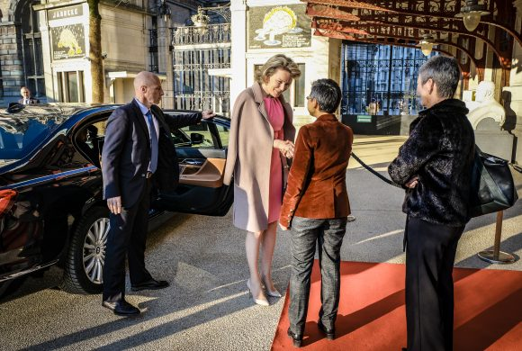 Her Majesty the Queen to Visit WRF19
