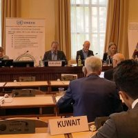 Get System Right and let Kids get Back to School, Bas de Leeuw says at UNECE