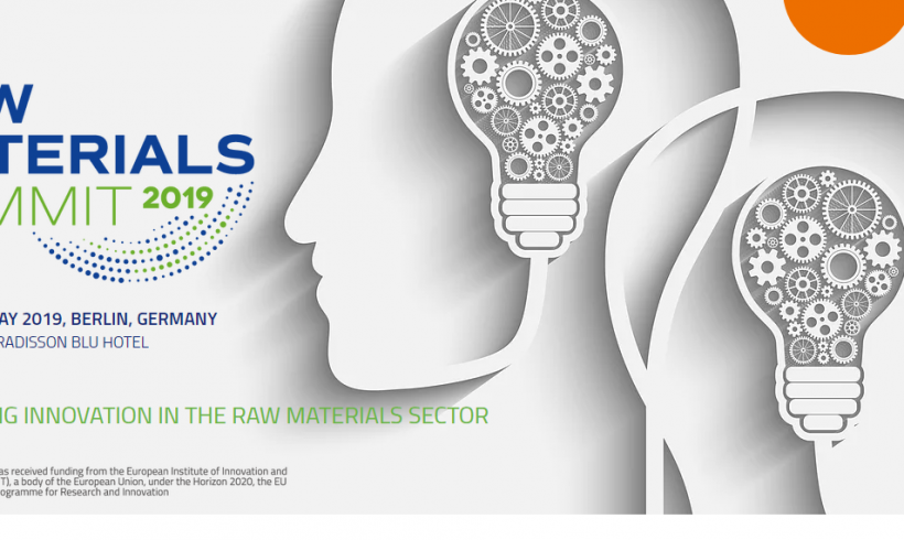 Registration Open for EIT Raw Materials Cooperation