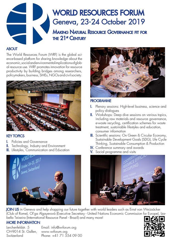 International Resources Governance