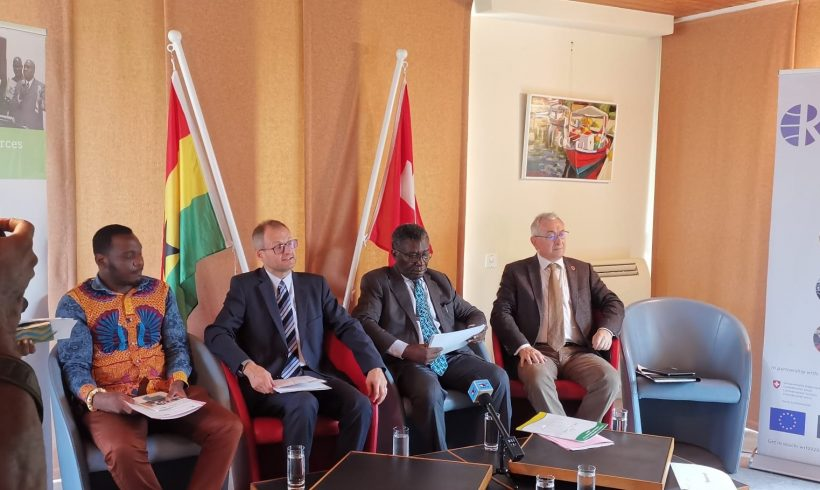 Environment Minister Ghana Announces Natural Resources Initiatives