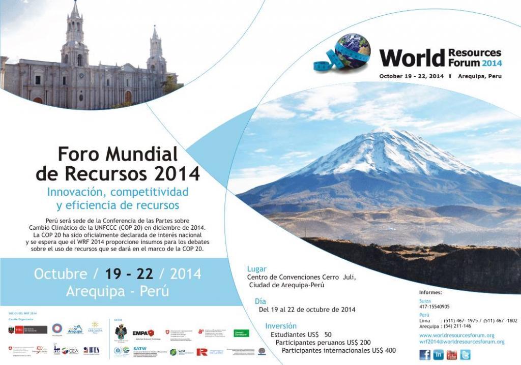 Peru flyer